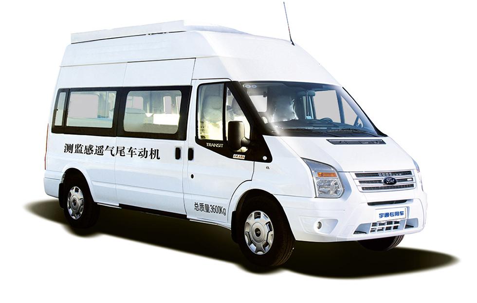 ZK5040XJC6尾气监测车