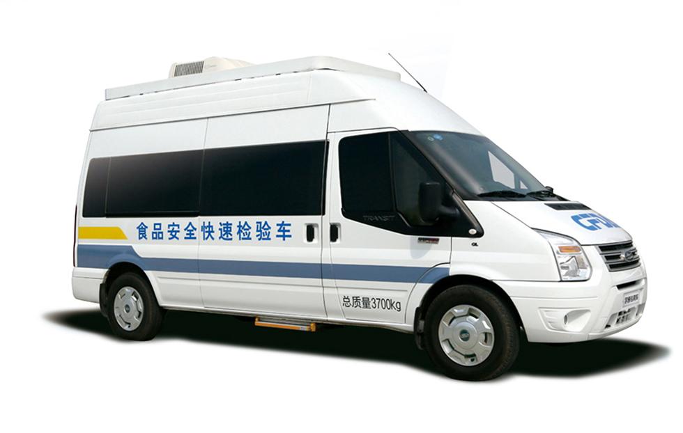 ZK5040XJC6食品检测车