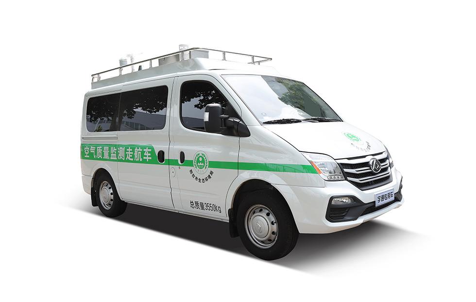 ZK5045XJC16环境监测车